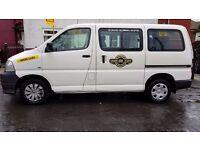 Toyota Hiace Minibus 9 seater SWB