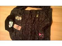 Paul's boutique jacket /coat £7 Ono brand new with tags size 12