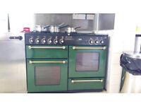 Rangemaster 110 Range Cooker and Oven