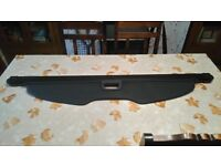 62 plate Vauxhall Antara Load Compartment cover