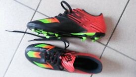 Adidas football boots worn once size 8.5