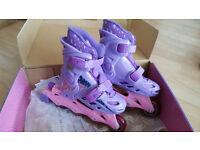 Brand New & Boxed - Bratz Inline Roller Blade Skates Girls