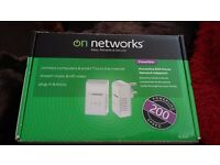 On Networks network adapters