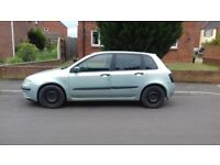 Fiat Stilo 1.2L 2002 - Lovely first car or cheap run around with 1 years MOT.