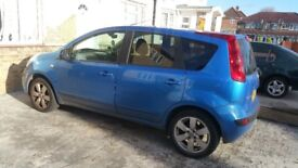 Nissan Note 1.6, Excellent Condition - Perfect Running - Lady Owner