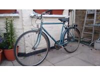 Men and ladies bikes £70 Each Raleigh, Emmelle