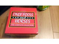 Only fools and horses. The complete collection