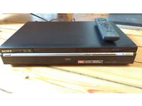 Sony HDD 160Gb/DVD Player RDR-HXD870 Freeview tuner