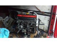 Saab b204 engine complete for vauxhall cavalier, Corsa, nova, vectra etc...