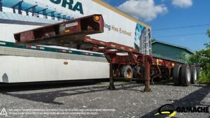 2004 MAX ATLAS CCXT 4053-3S CONTAINER CHASSIS 40' - 53'