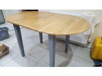 Extendable Dining Table - New (Table Only)