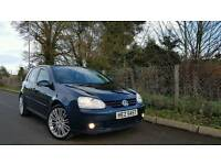 VOLKSWAGEN GOLF GT TDI 140 R32 ALLOYS LEATHER INTERIOR FINANCE & WARRANTY AVAILABLE
