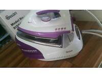 Swan steam generator iron. Pudsey