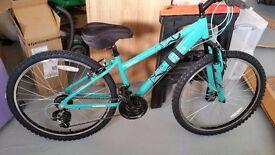 Apollo Entice Womens Mountain Bike 14''