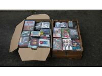 FREE vhs videos cds and books ideal for car boot