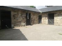 stable available on private yard