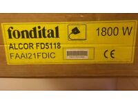 Fondital Electric Heater