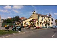 Sous Chef in a busy village pub between Selby & Castleford