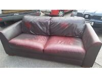 sofa 3 seater - please offers