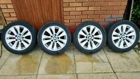 "Bmw 16""alloys"
