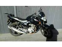Yamaha ybr 125 one owner from new 995