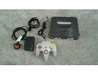 Nintendo 64 Retro Games Console