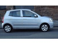 2005 Kia Picanto 1.1 LX 5 Door Hatchback , Full Service History, 12 Months MOT, Must See!