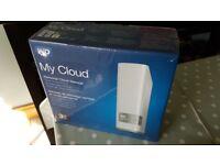 Western Digital (WD) My Cloud 3TB Hard Drive