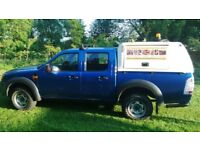 Ford Ranger truck, crew cab, fully kitted out for work. REDUCED