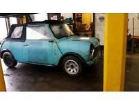 Mk2 Austin mini convert bull 1973