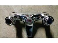 CHROME BATH MIXER TAP. BRAND NEW.