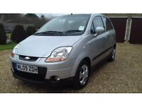 Loved Chevrolet Matiz. Good condition, low mileage. Great first car. Low insurance.V economical.