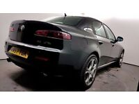 2007 | Alfa Romeo 159 Lusso JTDM 2.4 Diesel | 2 Former Keepers | Low Mileage | Leather | Windows USB