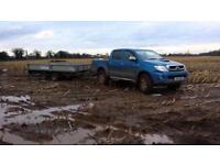 Pickup Required Ranger L200 Navara Hilux Defender