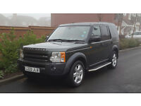 Land Rover Discovery 3 TDV6 HSE Auto (2004/54) + SAT NAV + 7 SEATER + XENONS + PAN ROOF + HIGH SPEC