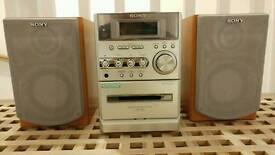 Sony CD music system