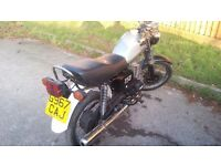 MZ ETZ 125 1989 good runner barn project spares repairs.
