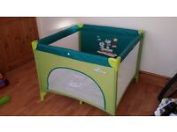 Child Kid Bed Play Pen