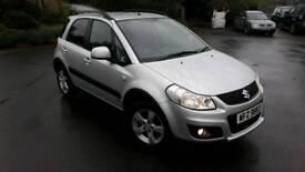 2011 Suzuki SX4 SZ5 DDIS *4x4* diesel (vitara swift qashqai tucson golf tiguan cheap suv)