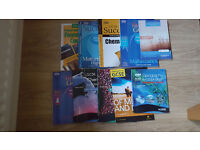 GCSE Revision Guides - CCEA - English, Maths, Chemisty, Biology -will sell individually