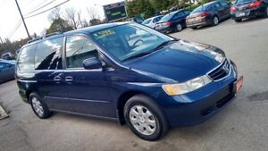 2004 Honda Odyssey 2 Year Warranty Included EX-L, Pwr Doors, DVD Cambridge Kitchener Area image 8