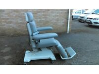 Electric Beauty Salon Chair. Medication Chair - Free delivery