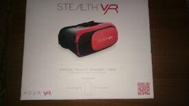 Virtual reality headset BNIB