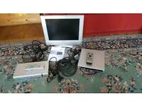 TV, DVD Player and Set-top Box