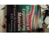 Mechanics of engineering materials book