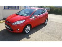 Ford fiesta zetec 1.3 petrol 2011 1 lady owner from new