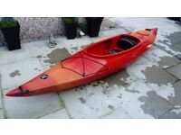*****SOLD***** Perception Sierra Kayak - Kayak including brand new spray deck and paddle.