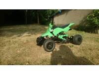 Mini moto quad 50cc petrol