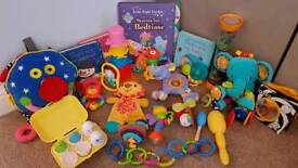 Baby/ Toddler Toy Bundle (6)
