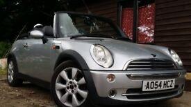 2004 Mini Convertible 1.6L